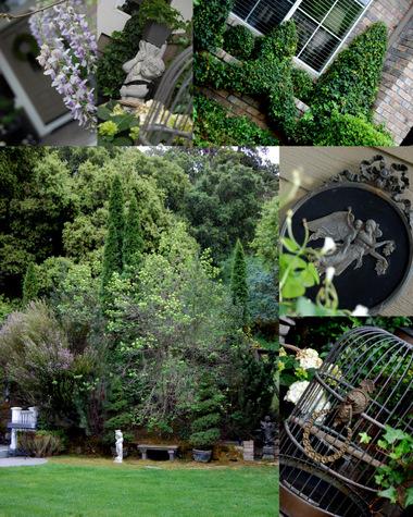 Garden April 2011